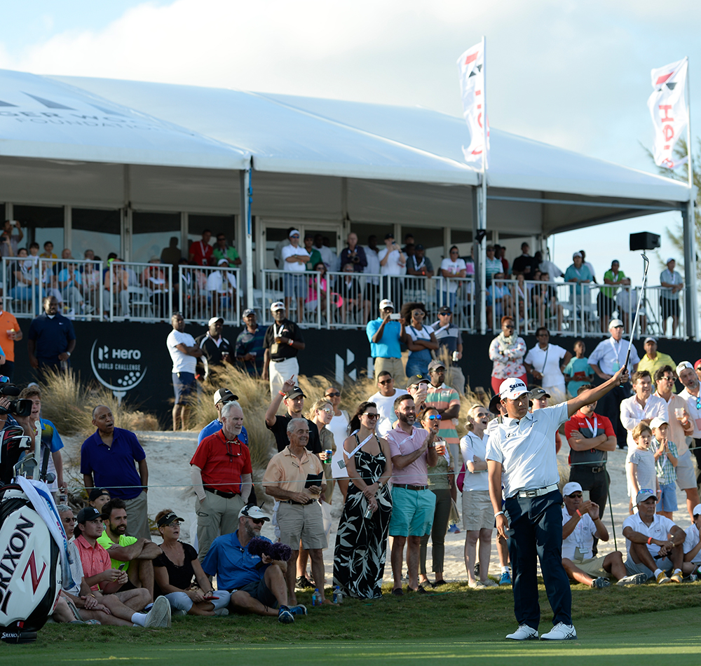 Hospitality Suites at the Hero World Challenge